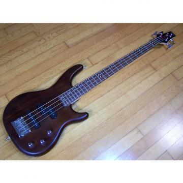Custom CC Clark Electric Bass Guitar ~ Satin Walnut Finish