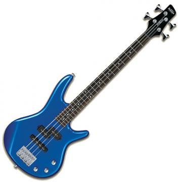 Custom Ibanez GSRM20 Mikro Short Scale Bass w Gig Bag - Starlight Blue
