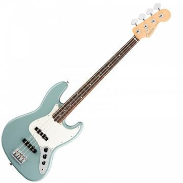 Custom Fender American Professional Jazz Bass Guitar - Sonic Gray, 0193900748