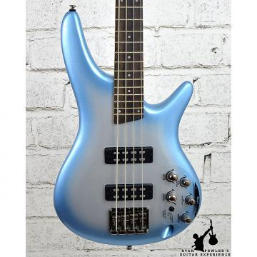 Custom Ibanez SR300E Electric Bass Seashore Metallic Burst