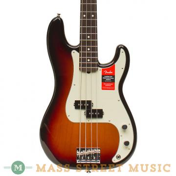 Custom Fender Basses - 2017 American Professional Precision Bass - Sunburst