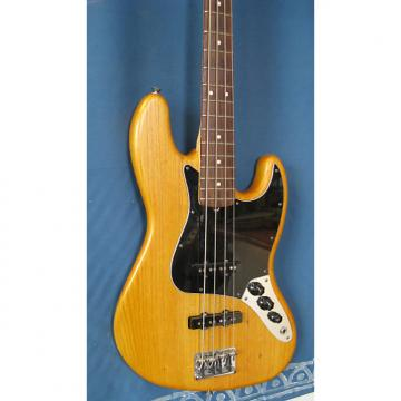Custom Fender Jazz Bass Limited Edition 2012 Antique Natural