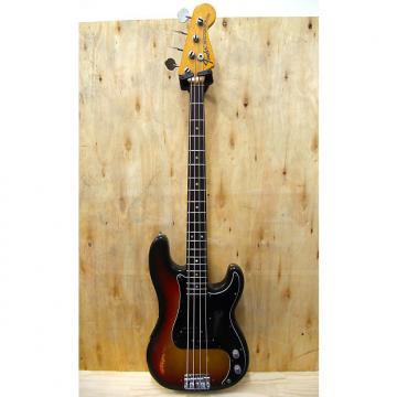 Custom Fender Precision Bass 1973 Sunburst