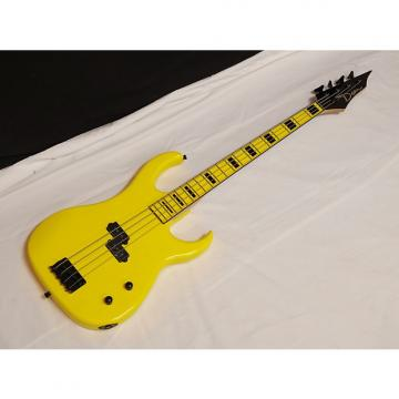 Custom DEAN Custom Zone 4-string BASS guitar - NEW - Yellow