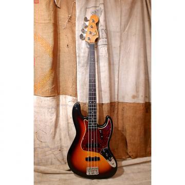 Custom Fender Jazz Bass 1964 Sunburst - Refin