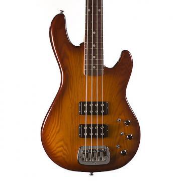Custom G&L Tribute L-2000 Electric Bass, Tobacco Sunburst, Rosewood, TR-L-2000-TSB