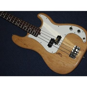 Custom Fender Precision Bass 2010 Natural