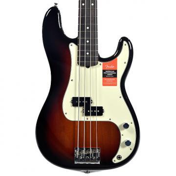 Custom Fender American Pro Precision Bass RW 3-Color Sunburst