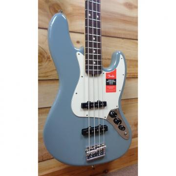 Custom New Fender® American Professional Jazz Bass® Rosewood Fingerboard Sonic Gray w/Case