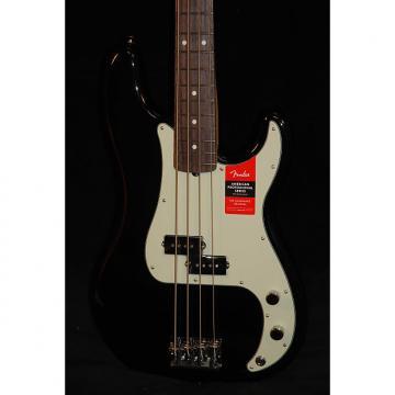 Custom Fender American Professional Precision Bass Black RW