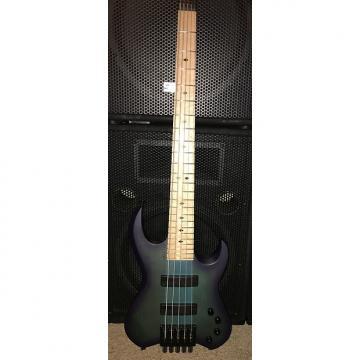 Custom Carvin / Kiesel VB5 Vader Headless 5-String Bass w/Case 2016 Translucent Nightburst