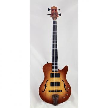 Custom Buscarino Starlight Short Scale Bass 2016 Traditional Sunburst