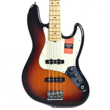 Custom Fender American Pro Jazz Bass MN 3-Color Sunburst