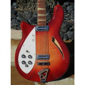 "Custom 1968 Rickenbacker 4005/6 6 String Bass ""Lefty"""