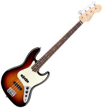 Custom Fender American Professional Jazz Bass RW - Sunburst