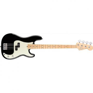Custom Fender American Pro Precision Bass - Maple Fingerboard - Black