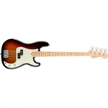 Custom Fender American Pro Precision Bass - Maple Fingerboard - 3 -Color Sunburst