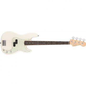 Custom Fender American Pro Precision Bass - Rosewood Fingerboard - Olympic White