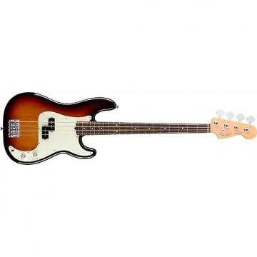Custom Fender American Pro Precision Bass - Rosewood Fingerboard - 3 -Color Sunburst