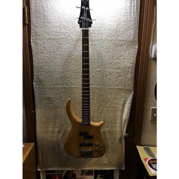 Custom US Masters 4 String  Natural