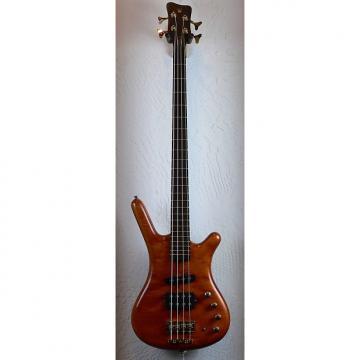 Custom Warwick 4-String  Satin Swamp Ash FNA  Jazzman