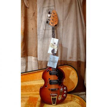 Custom Vox Astro IV Bass 1968 Sunburst