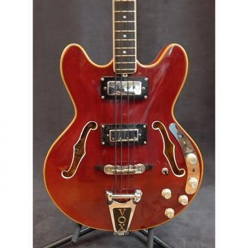 Custom VOX V272 Sidewinder Bass 1967 Burgundy