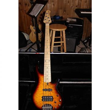 Custom Lakland Skyline Deluxe 55-02 2014 Three Tone Sunburst