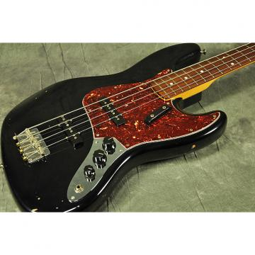 Custom Fender USA American Vintage 62 Jazz Bass 3-Knob Black