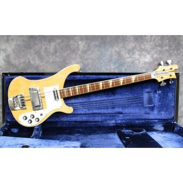 Custom 1973  Rickenbacker 4001 Mapleglo