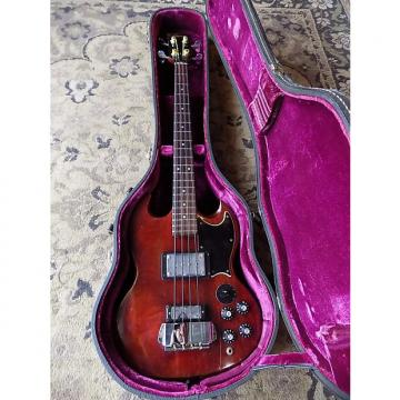 Custom Gibson EB-3 Bass 1973 CHERRY FINISH