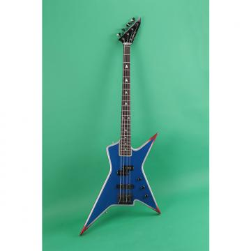 Custom Guild Flying Star SB 608 1985 Blue