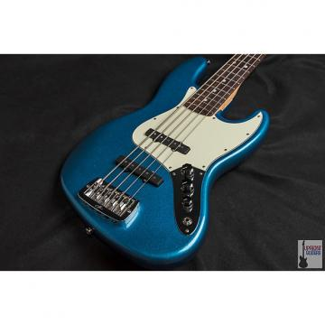Custom G&L JB-5 Lake Placid Blue Metallic - Authorized G&L Premier Dealer