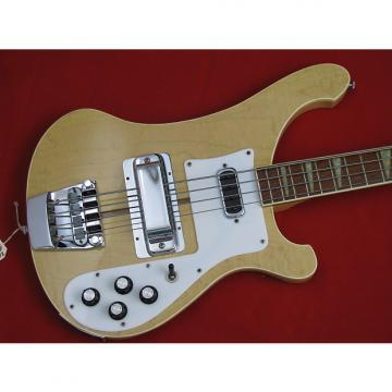 Custom Rickenbacker 4001  1979 Maple Glo