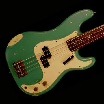 Custom Nash PB-63 Bass Guitar - Seafoam - Nash PB-63 Bass Guitar - Seafoam
