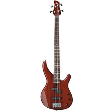 Custom Yamaha TRBX174 Electric Bass Root Beer