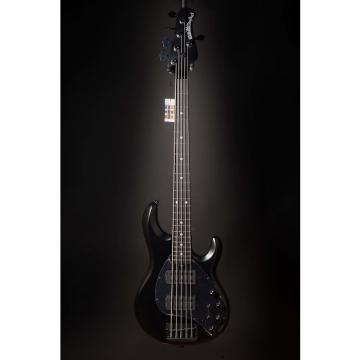 Custom Music Man StingRay 5 HH Stealth Black