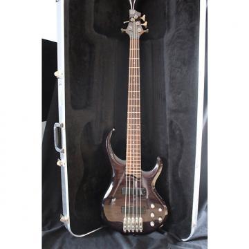 Custom Ibanez  BTB 5 Strings Bass 2000's Wine red