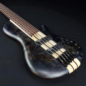 Custom Ibanez SRSC805DTF 5 String Active Bass Deep Twighlight