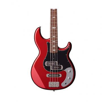 Custom Yamaha BB Series 4-String Bass, Red Metallic