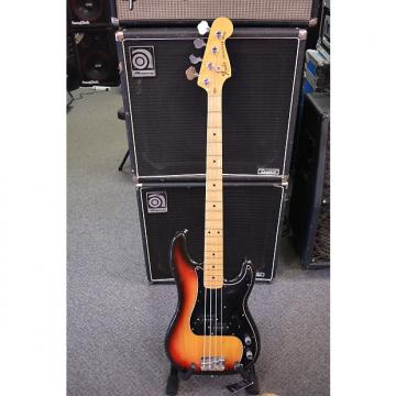 Custom Fender Precision Bass 1977 Tobacco Sunburst