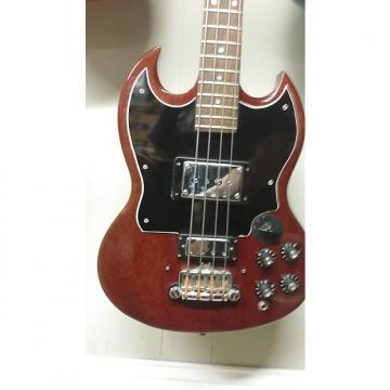 Custom Gibson EB-3 Circa '73-74 Serial # 135971 Mahogany