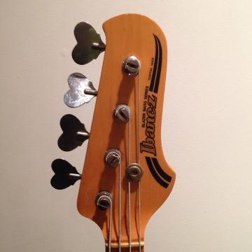 Custom Ibanez Blazer Bass  80's Natural MIJ