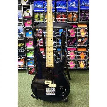 Custom Vox Standard Bass guitar in black made in Japan S/H