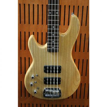 Custom G&L TRIBUTE L2000 4 String Bass Guitar Natural Gloss - LEFT HANDED
