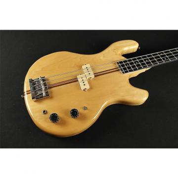 Custom Kramer DMZ 4001 1979 Aluminum Neck Bass - Natural RARE!