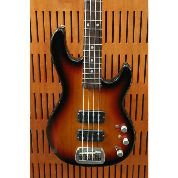 Custom G&L USA L2000 RUSTIC 3 Tone Sunburst Bass including Hardcase.