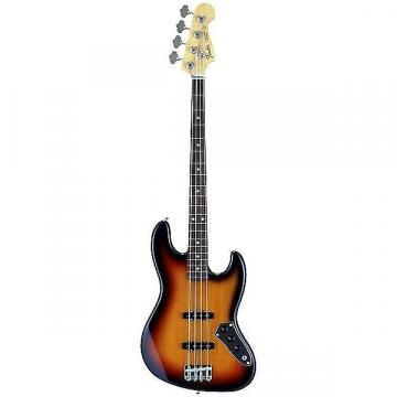 Custom Fender Japon Jazz Bass 62 fretless 3 tons sunburst