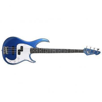 Custom Peavey Milestone Gulfcoast Blue