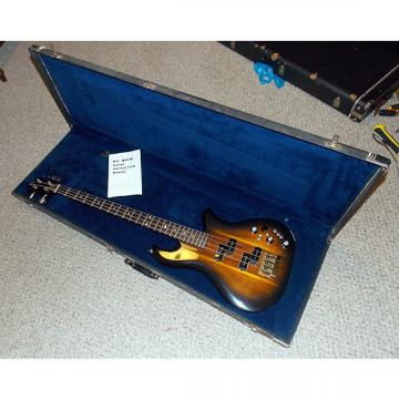 Custom B. C. Rich Eagle Bass 1981 Tabacco Sunburst/Koa